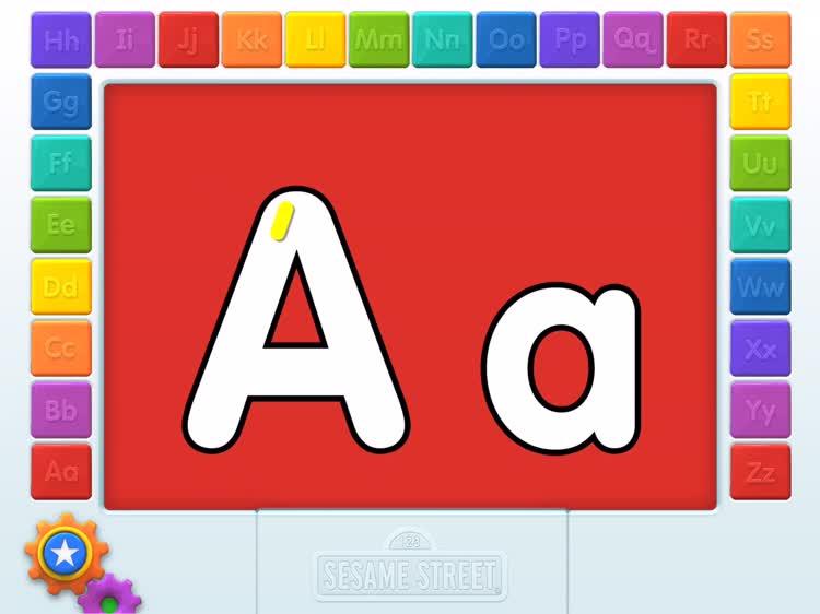 Pick a letter