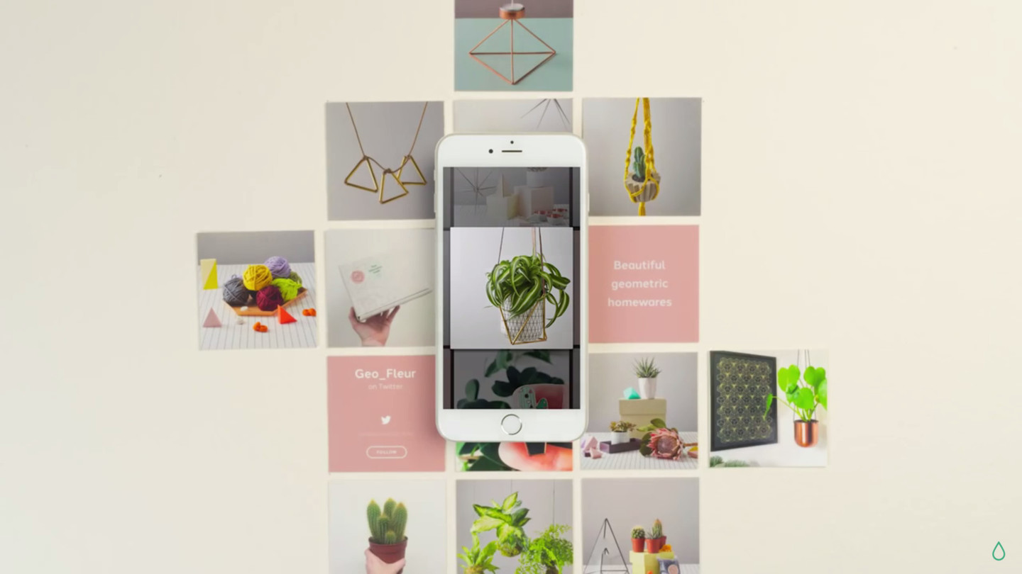 Monogram – Share what you do beautifully – by Moo