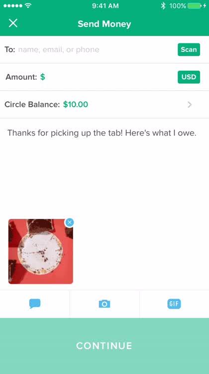 Check your app balance
