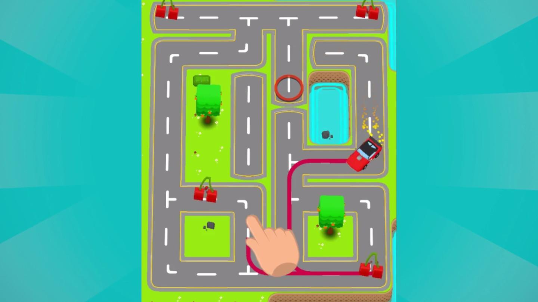 Crazy Maze -  Puzzle Action