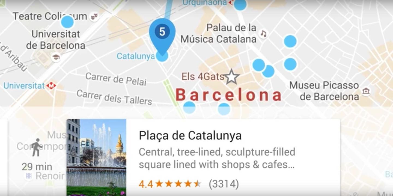 Google Trips – Travel planner