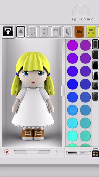 Create your won doll