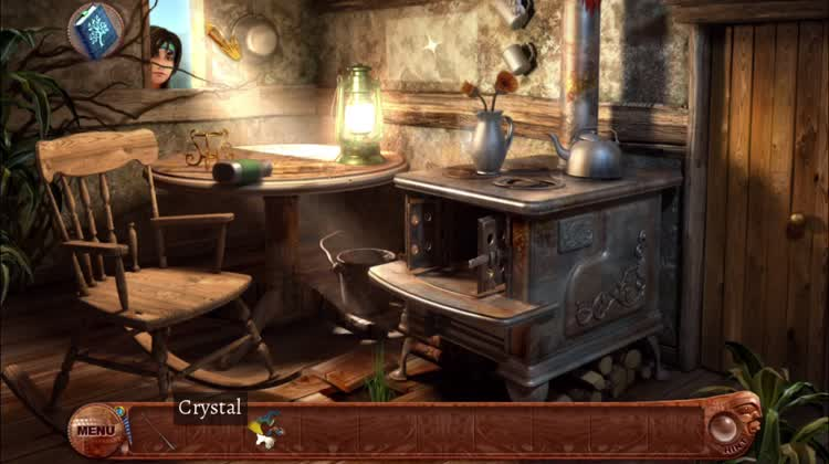 Magical crystal?