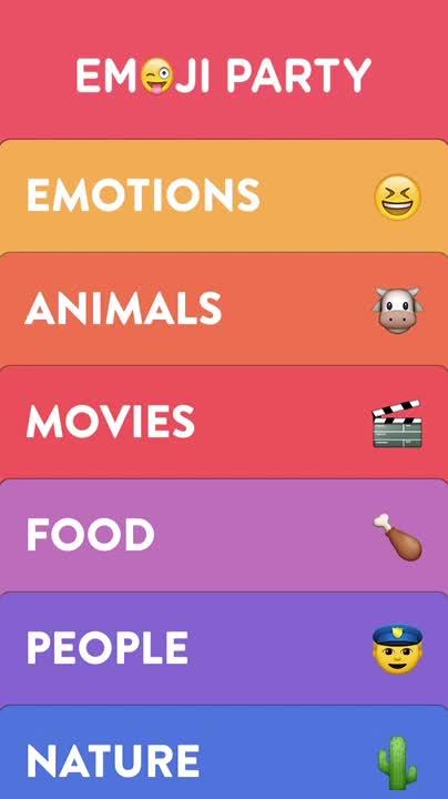 Pick a category