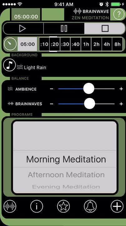 BrainWave Binaural Zen by Banzai Labs