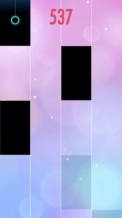 Endless tiles...