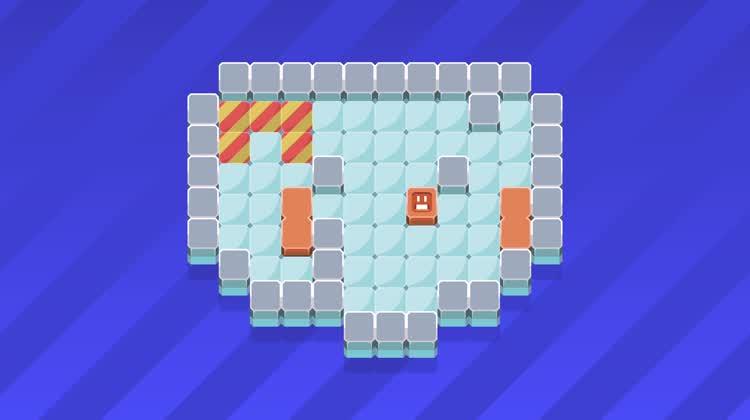 Block Sliding Puzzles