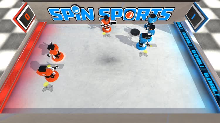 Tabletop Hockey For Up To 6
