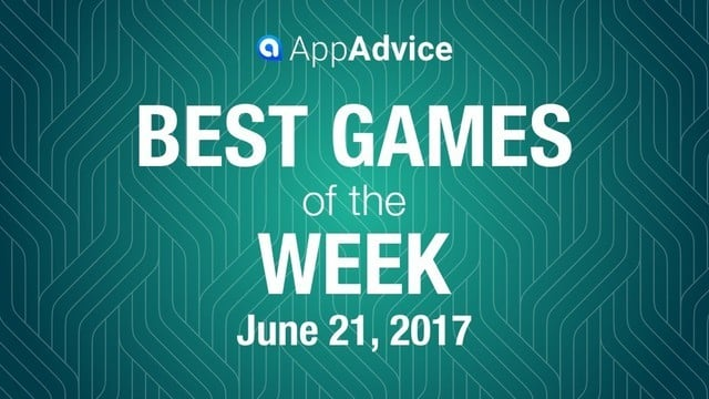 New Games Of The Week, June 22nd, 2017