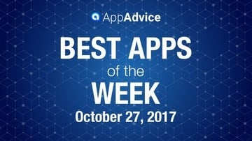 Best Apps of the Week for October 27, 2017