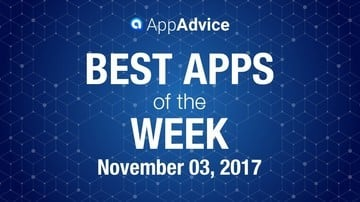 Best Apps of the Week for November 3, 2017