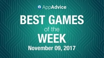The Best Games For The Week Of November 9th, 2017