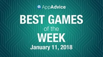 Best Games For The Week Of January 11th, 2018