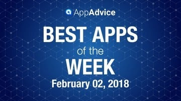 Best New Apps for the Week of Feb. 2, 2018