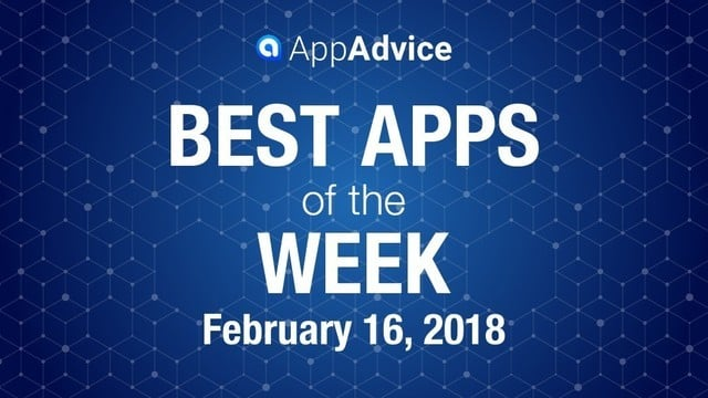 Best New Apps for the Week of Feb. 16, 2018