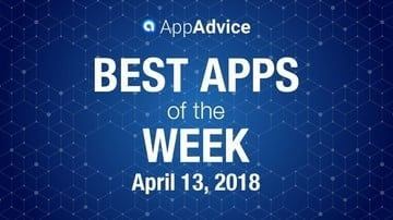 Best New Apps for the Week of April 13, 2018