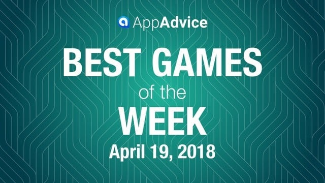 Best New Games For The Week Of April 19th, 2018