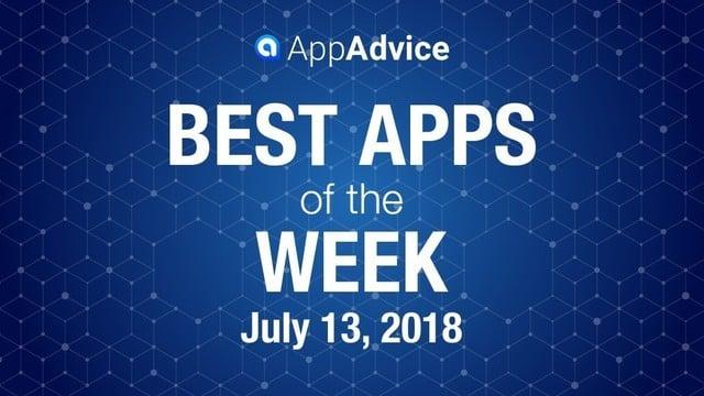 Best Apps of the Week July 13, 2018