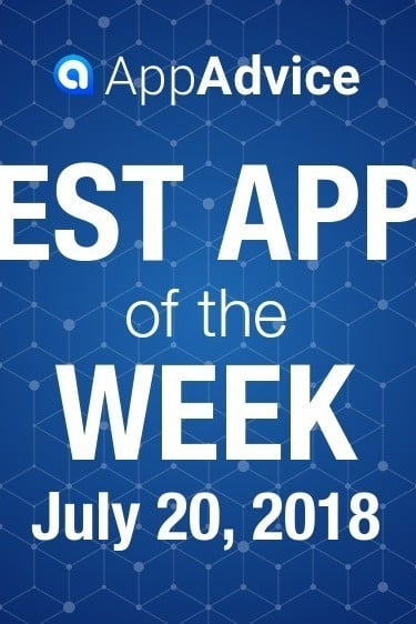 Best Apps of the Week July 20, 2018