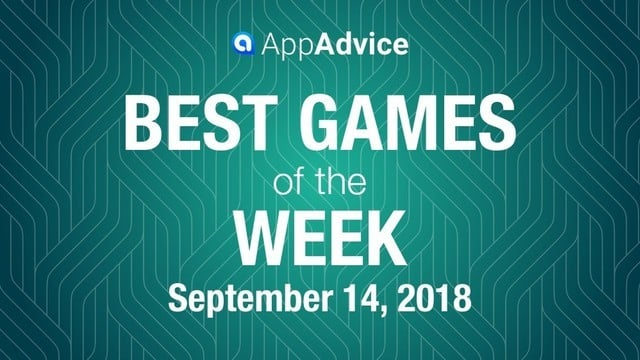 Best Games of the Week Sept. 14, 2018