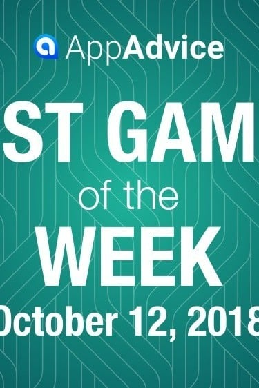 Best Games of the Week Oct. 12, 2018