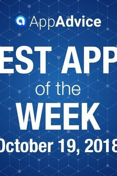 Best Apps of the Week Oct. 19, 2018
