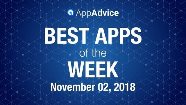 Best Apps of the Week Nov. 2, 2018