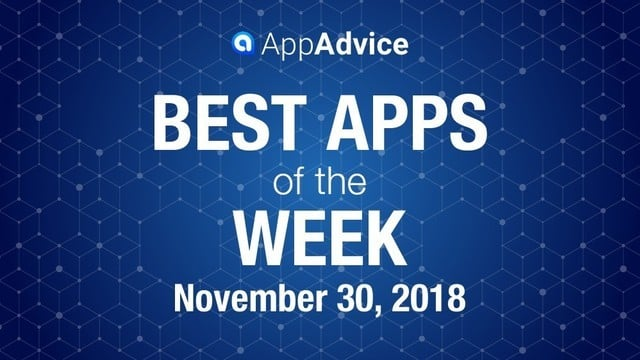 Best Apps of the Week November 30, 2018