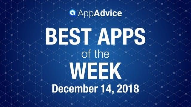 Best Apps of the Week December 14, 2018