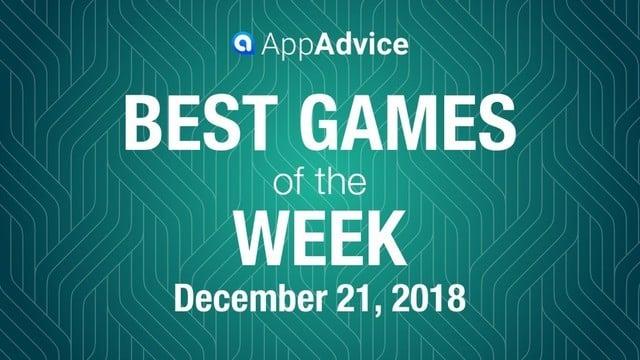 Best Games of the Week December 21, 2018