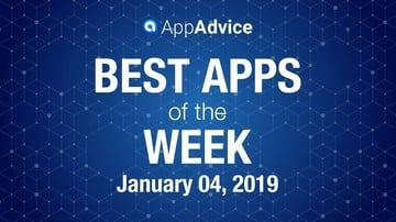 Best Apps of the Week January 4, 2018