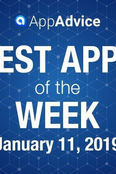 Best Apps of the Week January 11, 2019