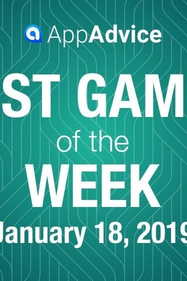 Best Games of the Week January 18, 2019