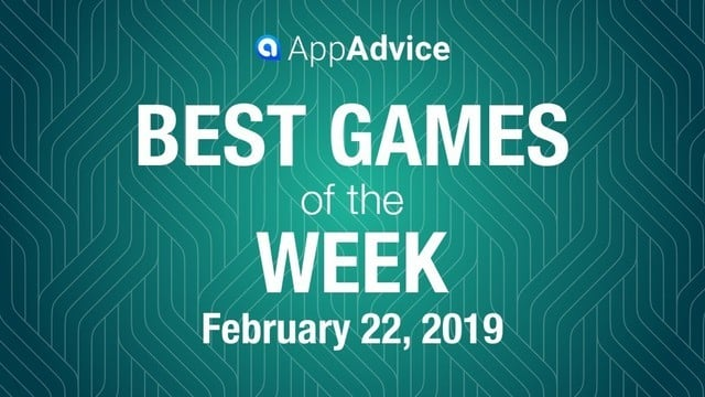 Best Games of the Week February 22, 2019
