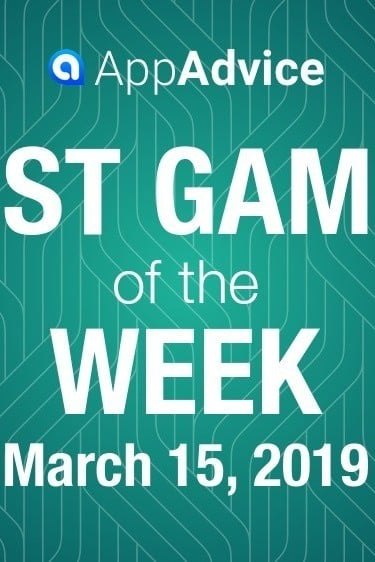 Best Games of the Week March 15, 2019