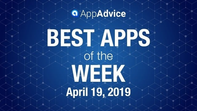 Best Apps of the Week April 19, 2019