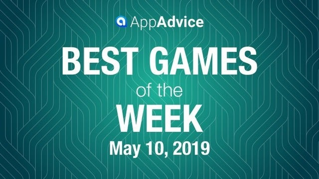 Best Games of the Week May 10, 2019