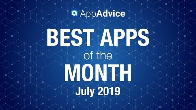 Best Apps of July 2019