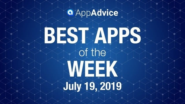 Best Apps of the Week July 19