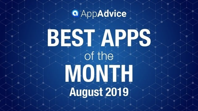 Best New Apps of August 2019