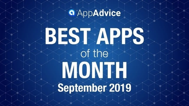 Best Apps of September 2019