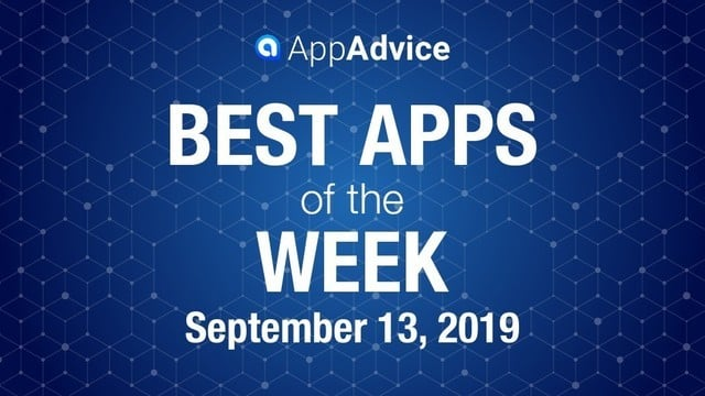 Best Apps of the Week September 13
