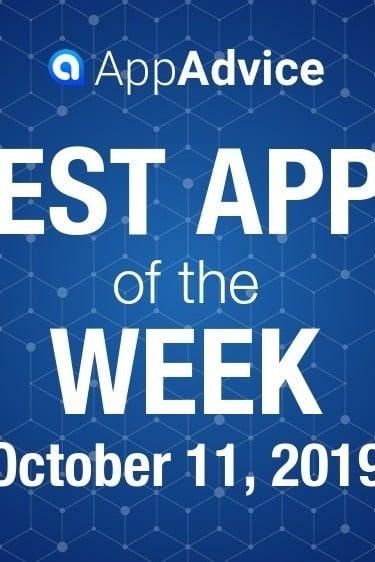 Best Apps of the Week October 11