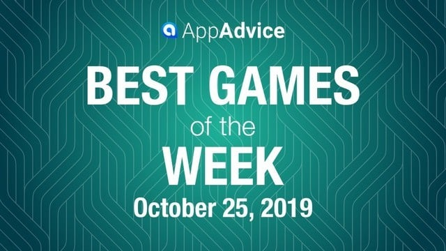 Best Games of the Week October 25