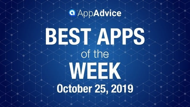 Best Apps of the Week October 25