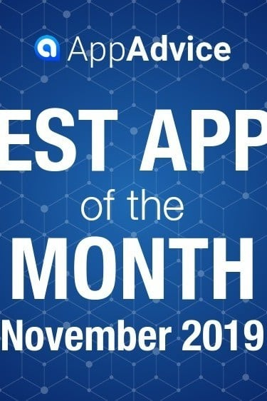 Best Apps of the Month November 2019