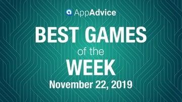 Best Games of the Week November 22
