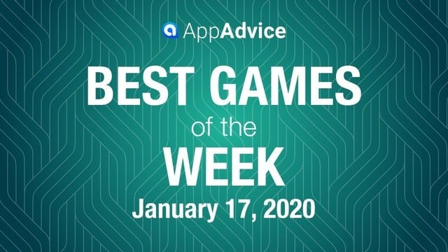 Best Games of the Week January 17
