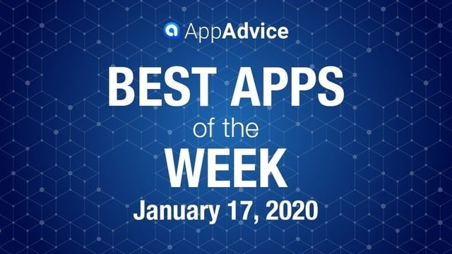 Best Apps of the Week January 17