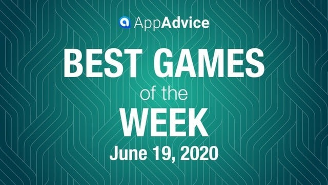 Best Games of the Week June 19